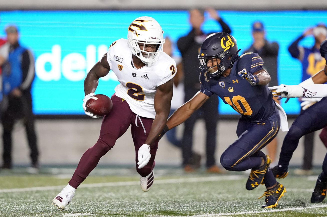 NCAA Football: Arizona State at California