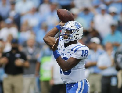 NCAA Football: Duke at North Carolina
